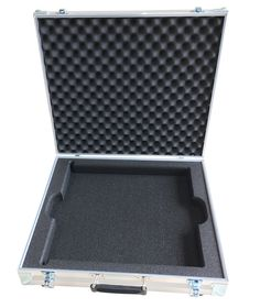 Lawo V Pro 8 Professional Audio and Television kit Case manufactured using 6mm PVC material