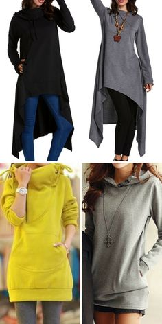 Fall hoodies for women.