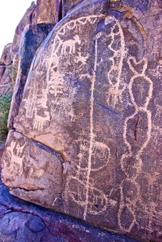 Arizona Petroglyphs and Pictographs
