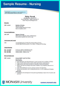 critical care nurse resume has skills or objectives that are written to document clearly about your - Icu Nurse Resume Examples