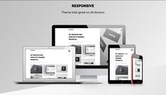 THOMSOON – responsive Portfolio Theme