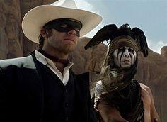 """""""O Cavaleiro Solitário"""" leva justiça ao velho oeste no novo trailer"""
