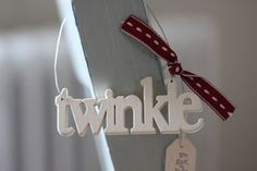 East of India Wooden Twinkle Sign Christmas Decoration | Christmas Tree Shop - Review About Christmas TreeChristmas Tree Shop