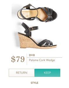 DV8 Paloma Cork Wedge from Stitch Fix.  https://www.stitchfix.com/referral/4292370