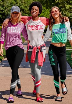 New trends for Fall! Get new back-to-campus styles from PINK!