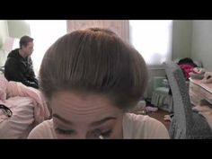 Quick and easy Edwardian hair and make up tutorial (only 3 minutes long!)