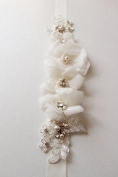 Beaded Wedding Gowns, Wedding Belts, Wedding Sash, Bridal Sash, Bridal Belts, Wedding Dress, Rose Gold Wedding Jewelry, Wedding Hair Accessories, Handmade Wedding