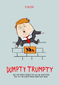 Trump Fiction: Dumb & Dumber, Thelma & Louise, Dr. Strangelove, The Shining, Humpty Dumpty 4