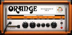 Amp Settings Orange Example