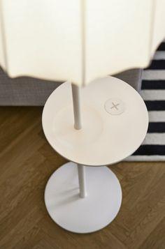 Wireless Charging Furniture by Ikea