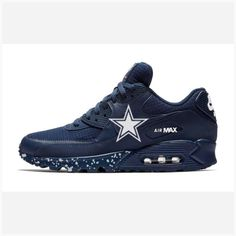 Customize Nike Shoes and Design Converse Shoes Dallas Cowboys Outfits, Dallas Cowboys Pictures, Dallas Cowboys Women, Dallas Cowboys Football, Baseball, Cowboy Shoes, Cowboy Outfits, Cowboy Gear, Custom Converse Shoes