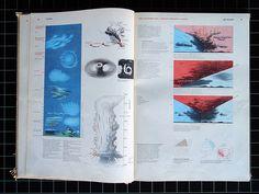 Herbert Bayer - World Geographic Atlas by Michael Stoll, via Flickr
