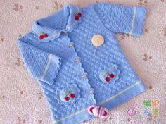 Knitting Crochet girls: jackets, vests, boleros. | Entries in category girls Knitting Crochet: jackets, vests, boleros. | World of my many h ...