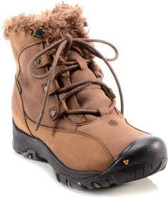 Keen boots have them and love them!