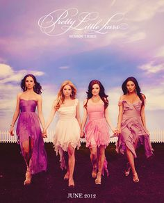 Season 3 of Pretty Little Liars returns June 5th! It's not over, bitches! -A