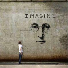 Imagine! <3 Lennon!! :)
