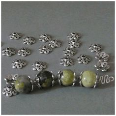 Perlen Kappe 10 mm
