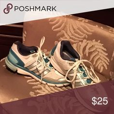 b108d749ef4 Shop Women s adidas Green White size Athletic Shoes at a discounted price  at Poshmark.
