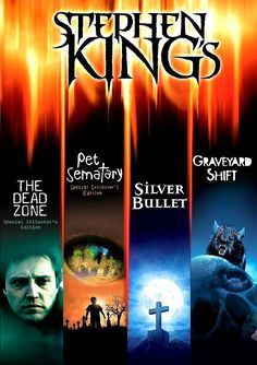 Horror Show, Horror Movies, Stephen King Movies, Author, Halloween, Classic, Books, Movie Posters, 1980s