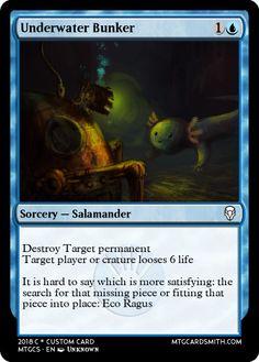 TEZZERET/'S GAMBIT New Phyrexia MTG Blue Sorcery Unc