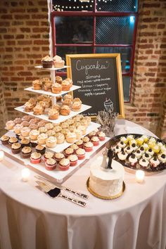 real wedding by music city events nashville wedding planner, dulce desserts, Wedding of the Week: Upscale Southern Porch Party with Exposed Brick, Craft Beer & Country Food, @photomatty, @musiccityevents #nashvillewedding, #southernwedding
