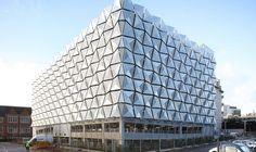 multilevel car parking facade - Поиск в Google