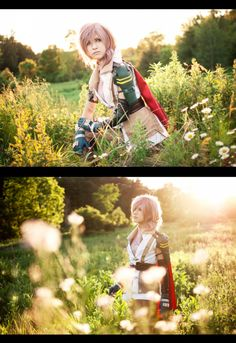 Otaku House Cosplay Idol 2012 » Mony : Lightning from Final Fantasy XIII