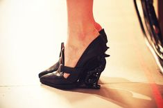 5 inch and up: Greyhound heels
