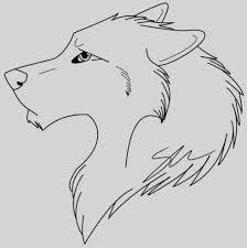Resultado De Imagen Para Dibujos De Lobos Lobos Para Dibujar Lobo Dibujo Facil Dibujo De Lobo