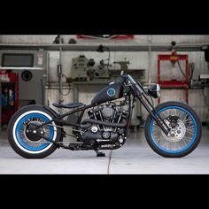 Throwing it back today with Seventy Three. #dpcustoms #harley #bobber #chopper