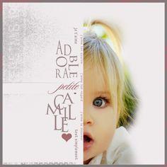 Kids Scrapbook, Scrapbook Journal, Scrapbook Sketches, Scrapbook Paper Crafts, Scrapbooking Layouts, Scrapbook Cards, Digital Scrapbooking, Baby Album, Creative Memories