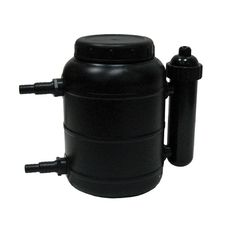1200 Gallon UV Pressurized Bio Filter - A comprehensive garden pond stabilizing system that cleans pond water and promotes the growth of healthy bacteria. This environmentally friendly filter kit should be used with a pond pump in ponds up to 1200 gallons in size.  http://totalpond.com/index.php/products/viewProduct/122