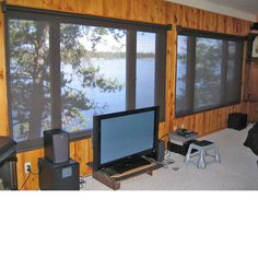 Residential Solar Shades Honeycomb Shades, Solar Shades, Soft Light, Insulation, Solitary Confinement