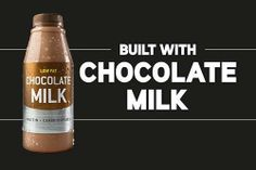 Built With Chocolate Milk Triathlon, Beer Bottle, Recovery, Recipies, Goodies, Milk, Favorite Recipes, Easter, Chocolate