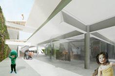 The CEDEI Nursery School, designed by +K Arquitetos