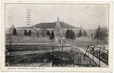 """Trans-Allegheny Lunatic Asylum """"Weston Hospital"""""""