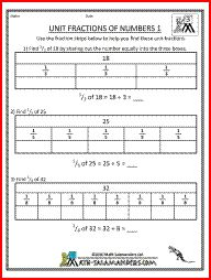 math worksheet : 1000 images about third grade unit fractions on pinterest  : Unit Fractions Worksheet