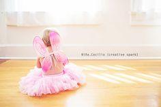 fairy in a tutu
