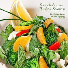 Karnabahar ve Brokoli Salatası https://www.facebook.com/photo.php?fbid=161260000700776=a.158114291015347.1073741825.145125062314270=1
