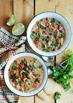 Slow Cooker Green Chile Enchilada Soup (Gluten, dairy, egg, peanut & tree nut free) Soup recipe by AllergyAwesomeness Gluten Free Recipes For Lunch, Gluten Free Soup, Allergy Free Recipes, Lunch Recipes, Soup Recipes, Dinner Recipes, Delicious Breakfast Recipes, Healthy Salad Recipes, Top Food Allergies