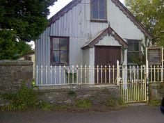 my tin chapel.......