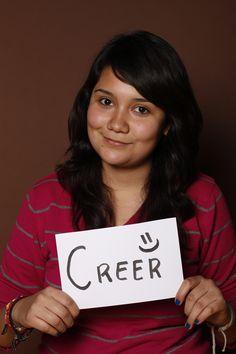 Believe, Frida Cavazos, Estudiante, Apodaca, México.