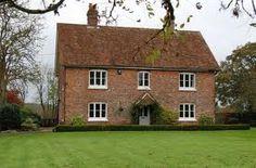 Old Farmhouse. I love the old colonial farmhouses as well.