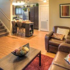 Cozy living space @Villas at Babcock