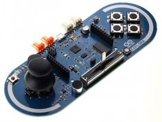 Arduino's $54 Esplora microcontroller