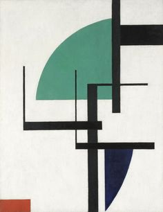Jean Hélion w stylu koliste napięcie 1931