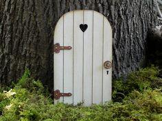 Porte de fée avec clé accessoires de fée de jardin miniature