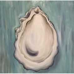 Image of Original Abstract Oyster Painting Abstract Art For Sale 3240474b803