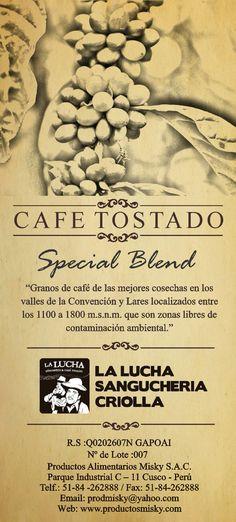 Etiqueta Café Tostado - propuesta2015