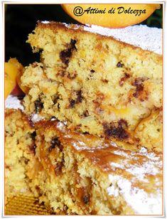 TORTA DI ALBICOCCHE E CAROTE / CAKE APRICOT AND CARROTS